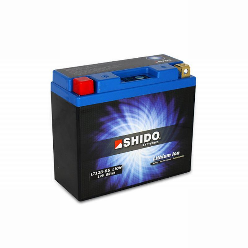 SHIDO LT12B-BS Lithium Ion