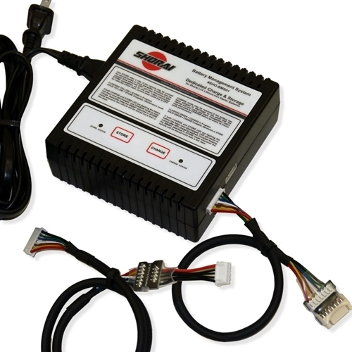 Shorai battery charger