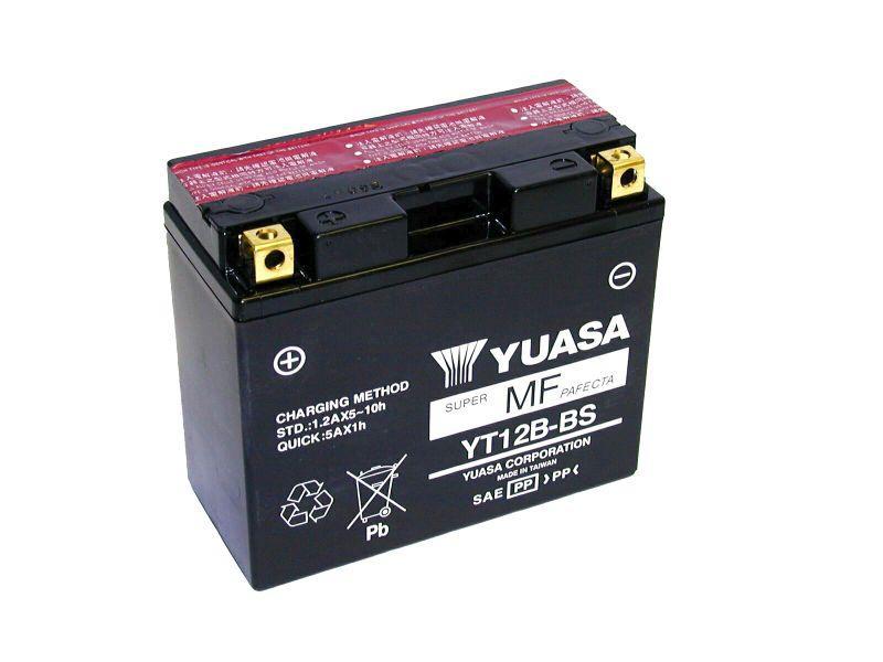 YUASA YT12B-BS AGM