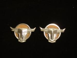 1971 Ranchero emblem (paret)
