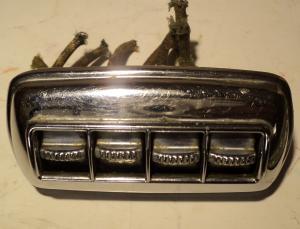 1956  Chrysler     knapp till elhiss (små porig)