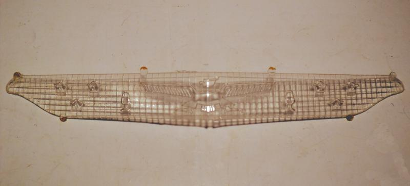 1956  Desoto     ny plast till motorhuv, ej målad