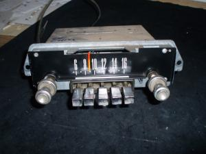 1966 Ford Galaxie radio