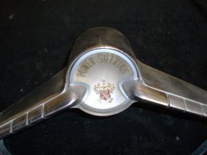 1959 Buick signalring (spricka vid infästning en sida)