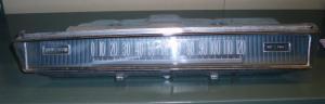1961 Oldsmobile instrumenthus