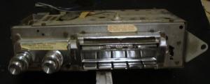 1965 Cadillac radio