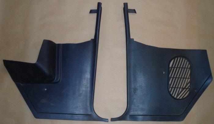 1965 Oldsmobile cutlass F 85  kick panel (par)