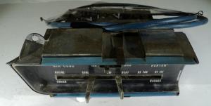 1963   Cadillac AC       värmereglage