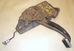 1969 Torino handbroms mekanism
