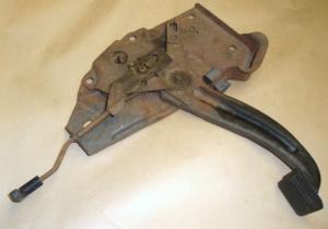 1971 Torino handbroms mekanism