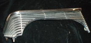 1960 Imperial grill del vänster