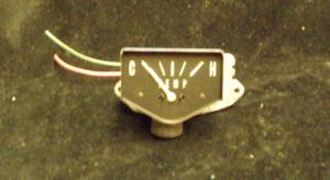 1966 Cadillac temperaturmätare
