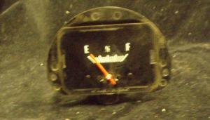 1969 Chevrolet Caprice tankmätare