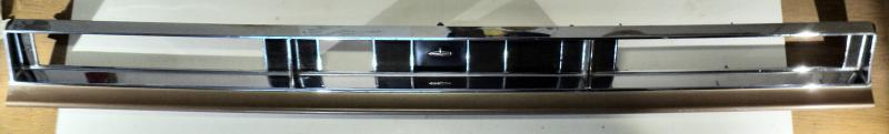 1964 Oldsmobile Jetstar 88  krom instrumentbrädan