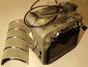 1955   Buick     radio (ej testad)