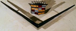 1963   Cadillac    koffert emblem