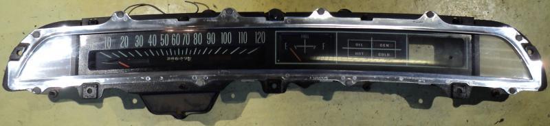 1963   Chevrolet      instrumenthus