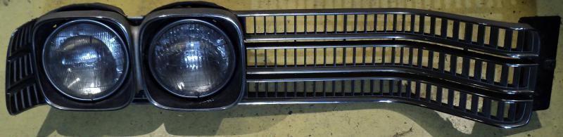 1972  Chrysler NewYorker    grillhalva     höger