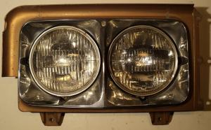 1970   Cadillac   lamppotta    vänster