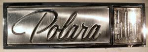 1965  Dodge Polara    emblem