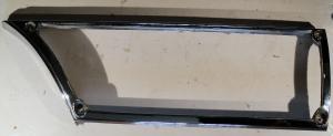 1962   Cadillac  krom sidomarkering  höger