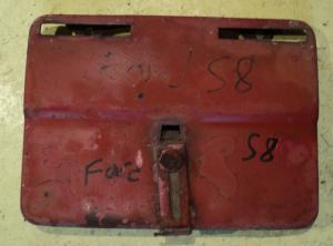 1958 Ford     tanklockslucka