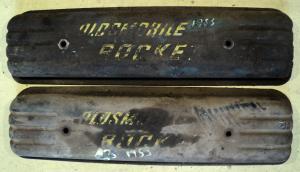 1953   Oldsmobile 88      ventilkåpor par