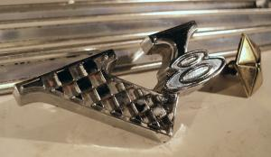 1966 Plymouth Fury III emblem