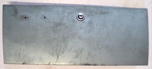 1963   Cadillac  handskfackslås  (lucka medföljer) (utan nyckel)