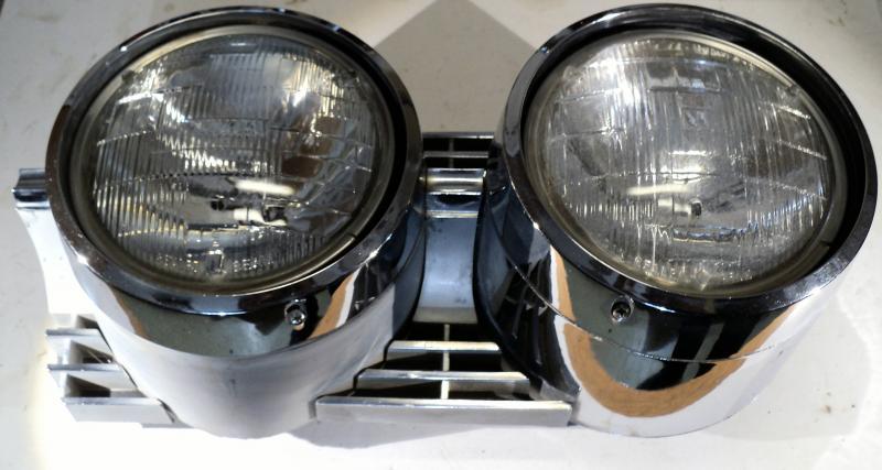 1964   Oldsmobile Jetstar  lykthus   höger