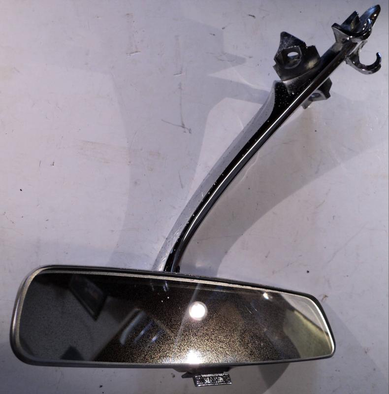 1961  Oldsmobile 98    backspegel natt/dag (spegelglaset prickigt)     (porer i krom)