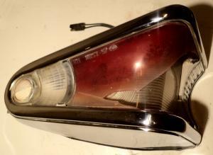 1957 Mercury     baklampa    höger
