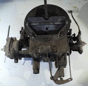 1957 Ford 292    Autolite    förgasare      2 port