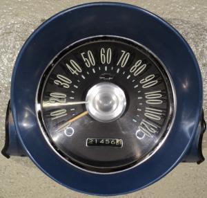 1959 Chevrolet hastighetsmätare