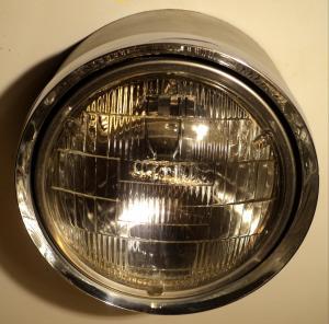 1965   Oldsmobile 98   lamphus inre vänster