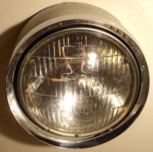 1965   Oldsmobile 98   lamphus inre höger