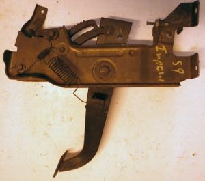 1959 Imperial handbroms mekanism