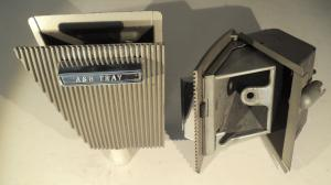 1962   Oldsmobile 98   askkopp i instrumentbrädan (par)