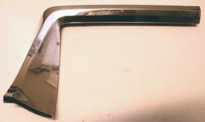 1968  Dodge Polara    kromlist framskärm   vänster