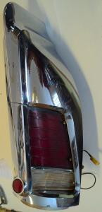 1958   Buick Special    baklampa  vänster