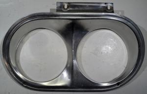 1963  Plymouth Fury      lampsarg små skador h+v (par)