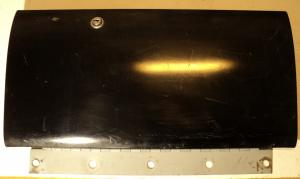 1960 Cadillac handskfackslucka/lås