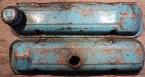 1963   Pontiac  389    ventilkåpor par