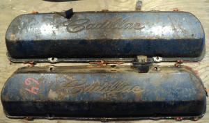 1964   Cadillac  429    ventilkåpor par
