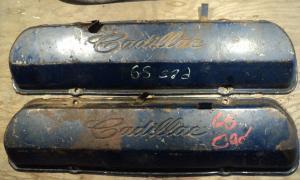 1965   Cadillac  429    ventilkåpor par