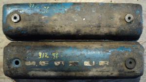1956 Mercury    312    ventilkåpor par