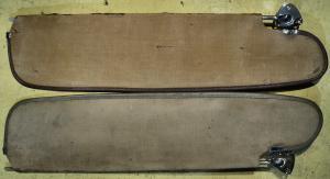 1960  DeSoto    stommar solskydd (par)