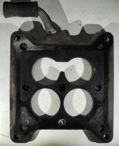 1964 Lincoln      adapterplatta förgasare