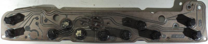 1959   Oldsmobile    kretskort instrument