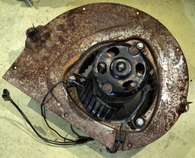 1962  Chrysler Imperial    fläktmotor